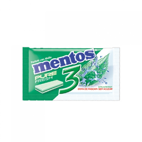 Chiclete Mentos Spear Mint