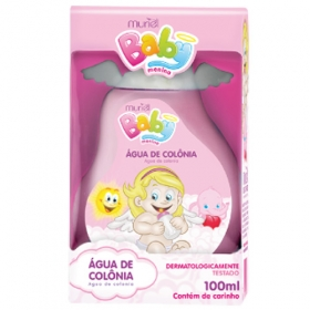 Colonia Muriel Baby Rosa 100ml