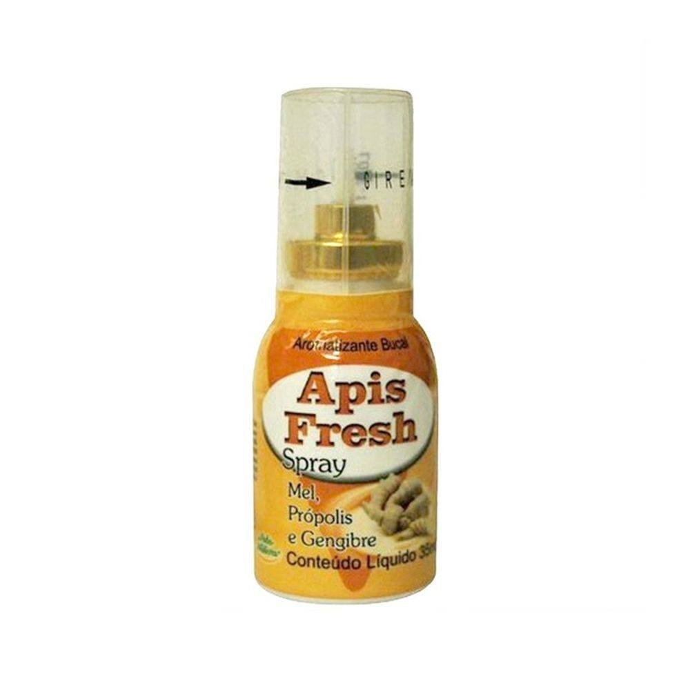 Spray Bucal Mel/ Propolis/ Gengibre 35ml